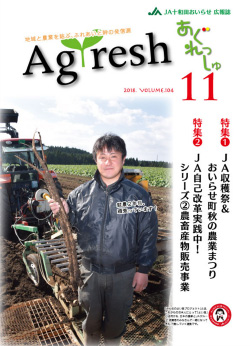 Agresh 2018年11月号