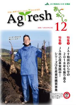 Agresh 2018年12月号